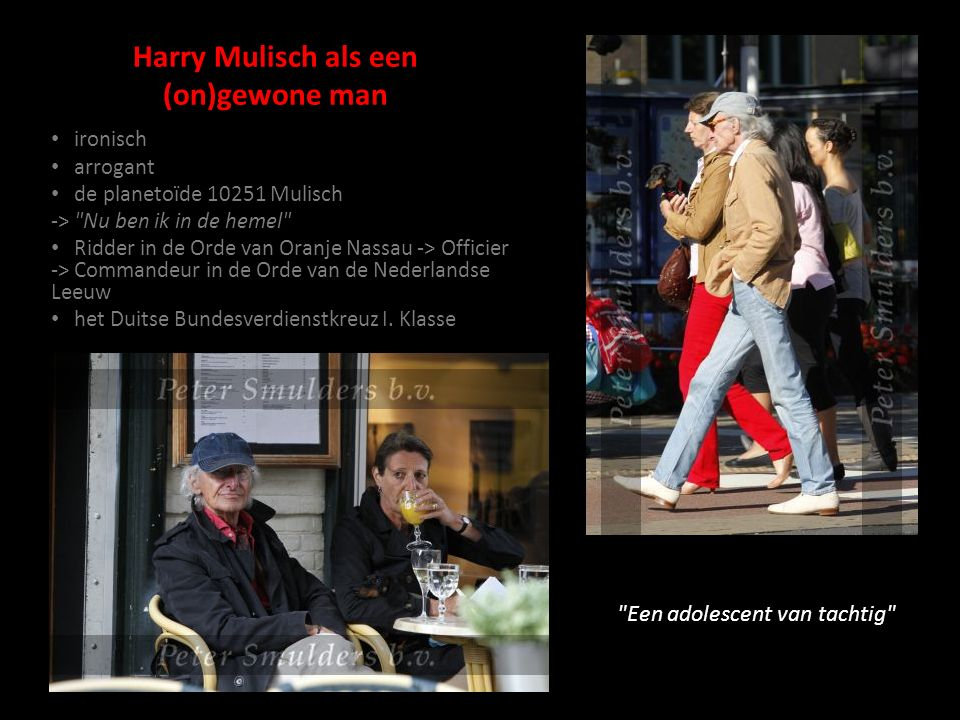 Harry Mulisch als een (on)gewone man