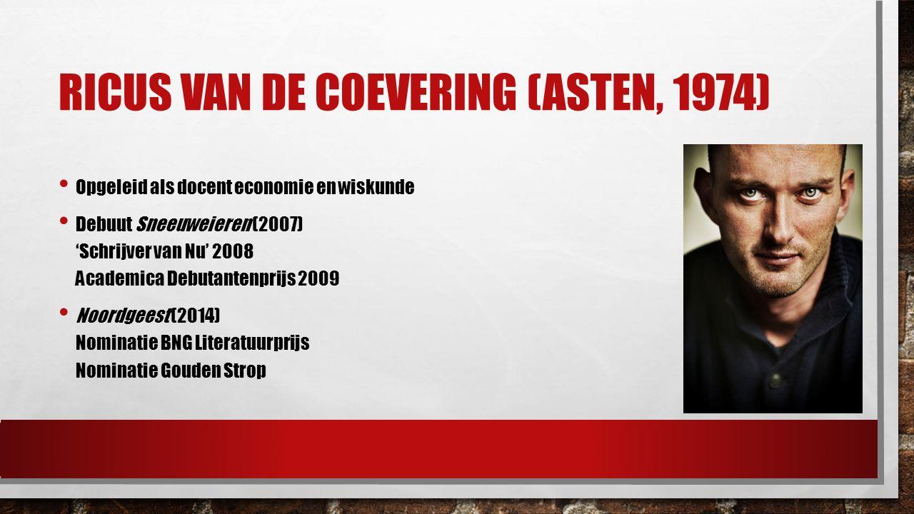 Ricus van de coevering (asten, 1974)