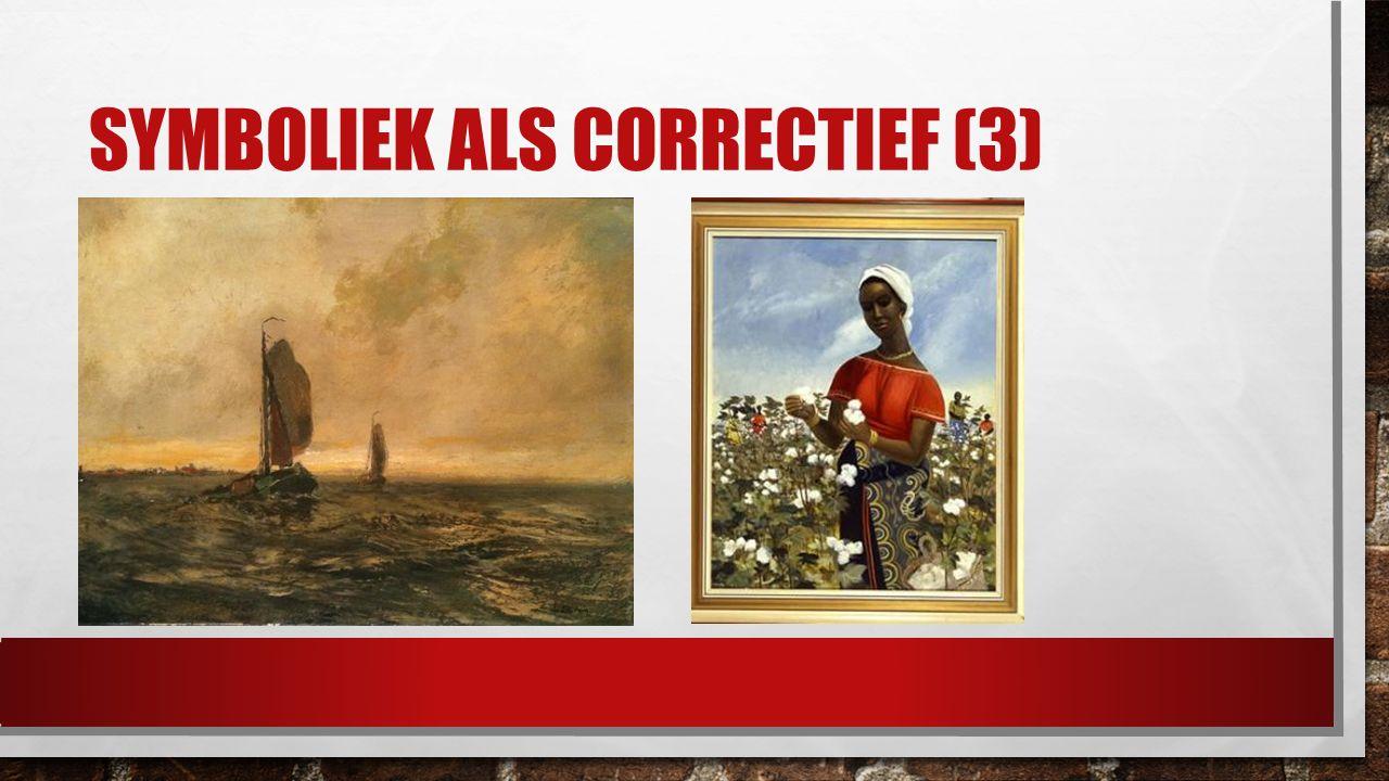 Symboliek als correctief (3)