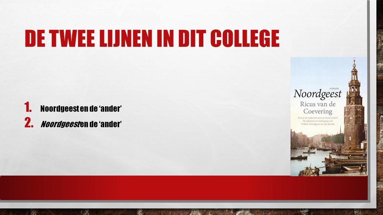 De twee lijnen in dit college
