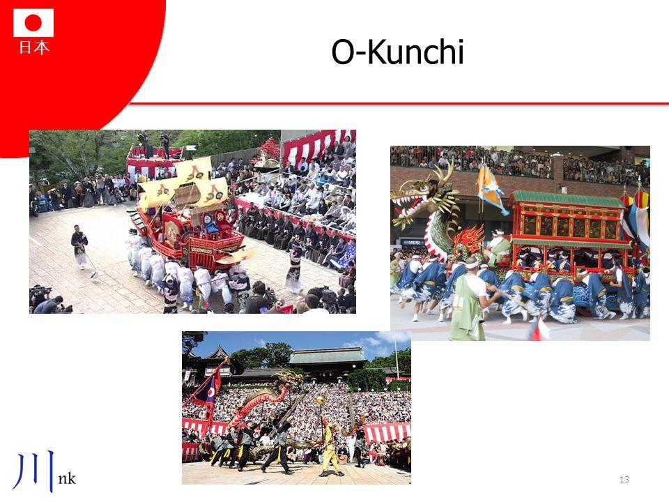 O-Kunchi