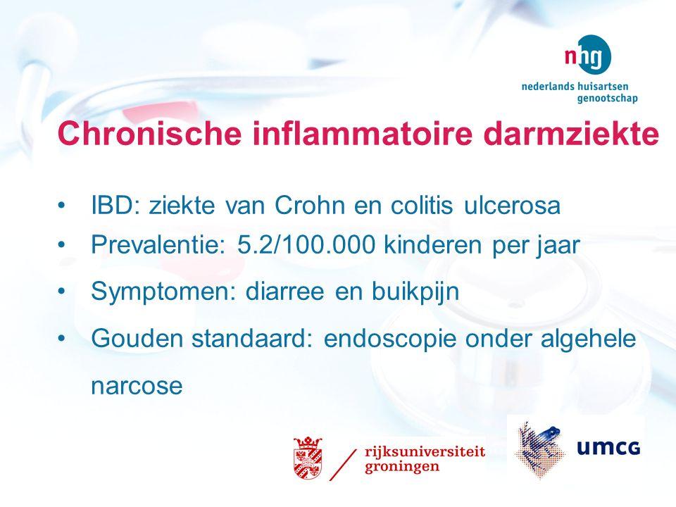 Chronische inflammatoire darmziekte