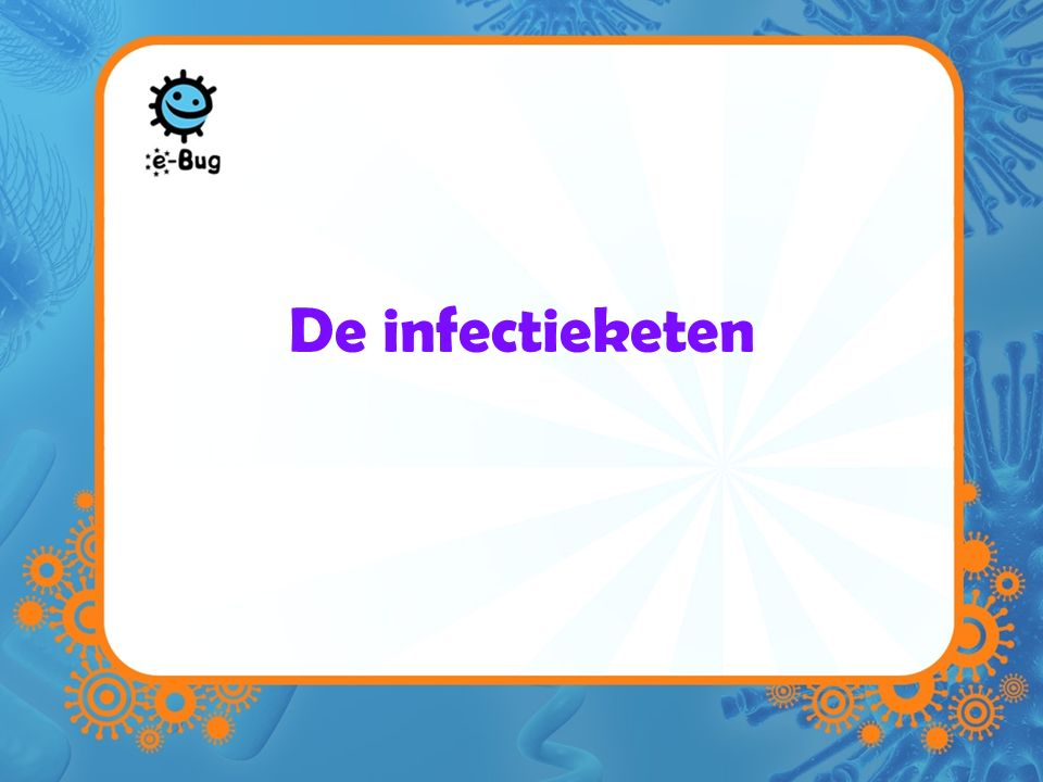 De infectieketen