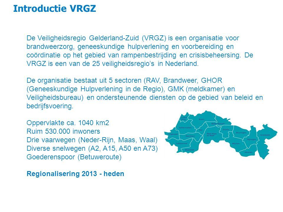 Introductie VRGZ