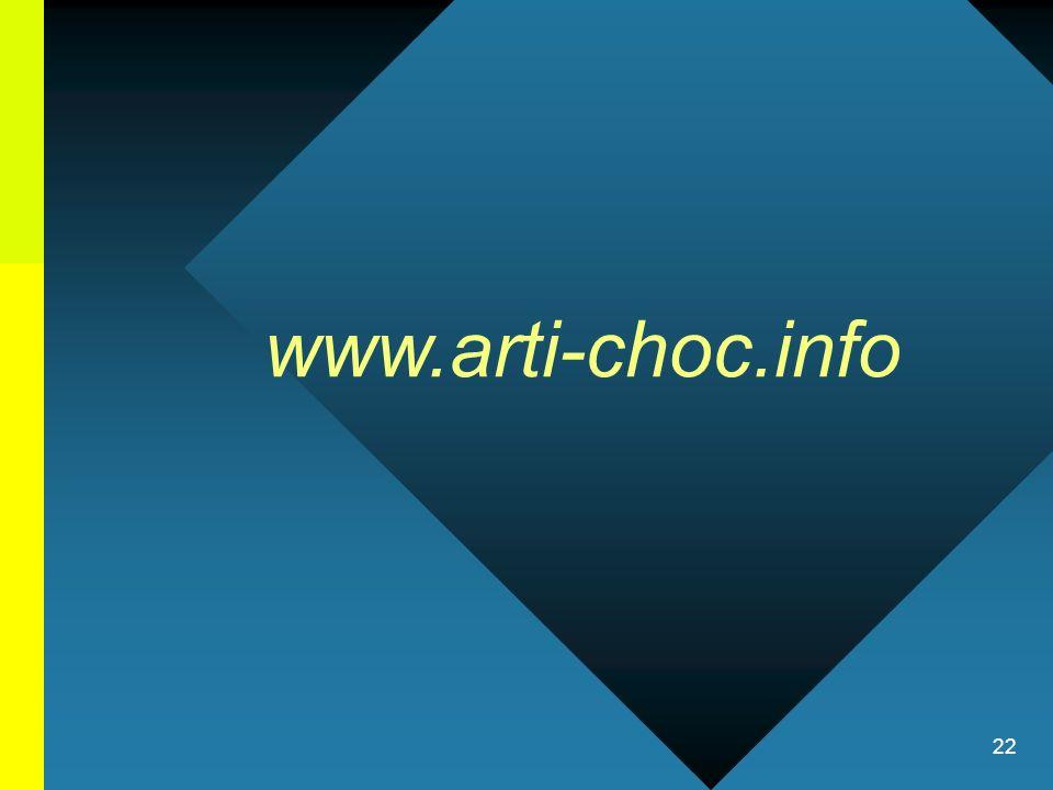 www.arti-choc.info