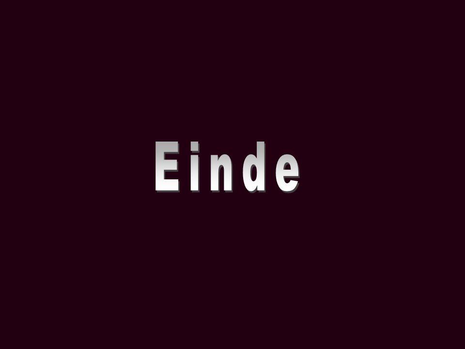 Einde