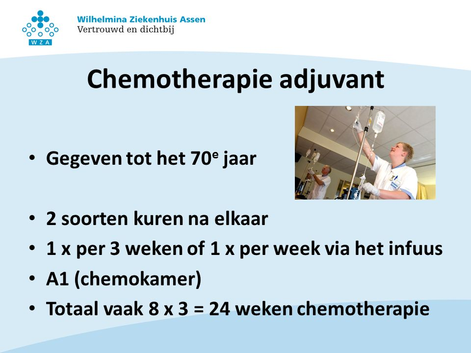 Chemotherapie adjuvant