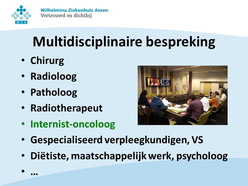 Multidisciplinaire bespreking