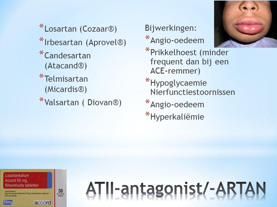 ATII-antagonist/-ARTAN