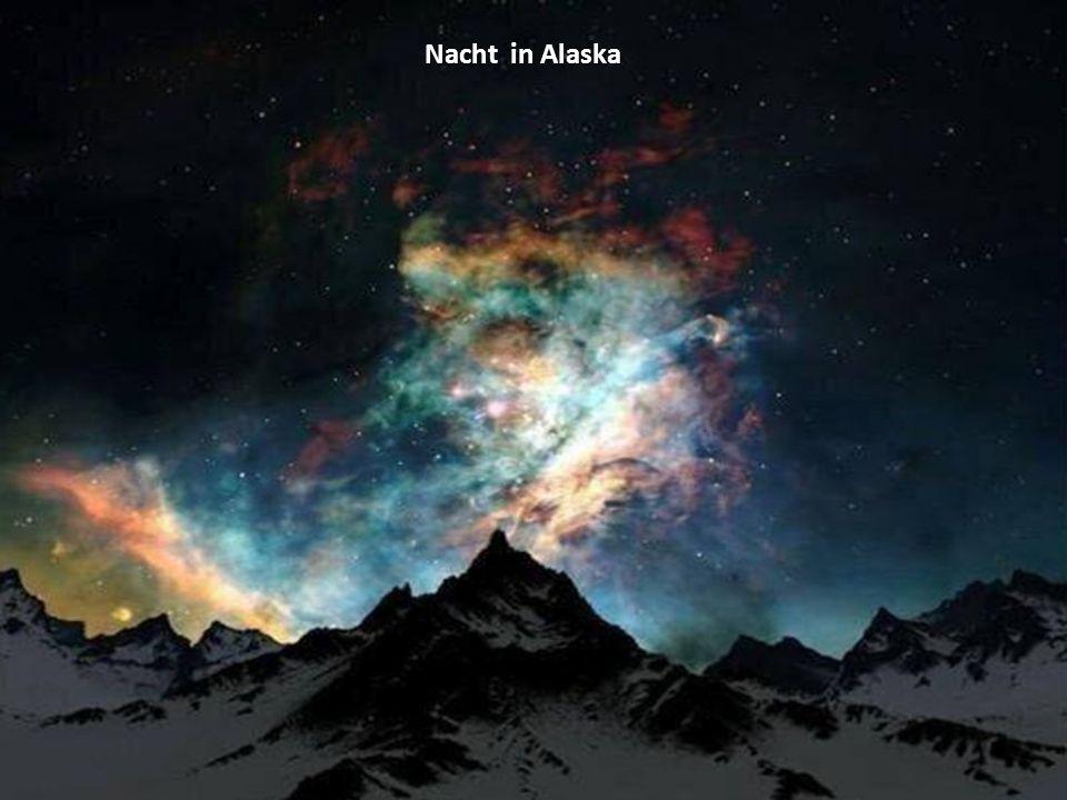 Nacht in Alaska