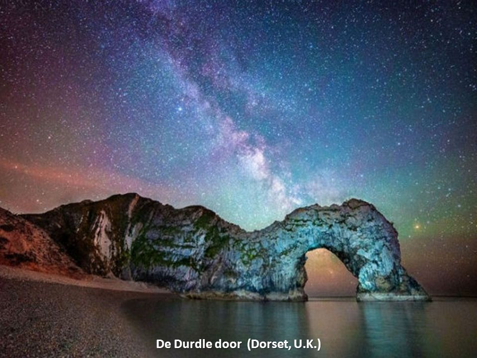 De Durdle door (Dorset, U.K.)