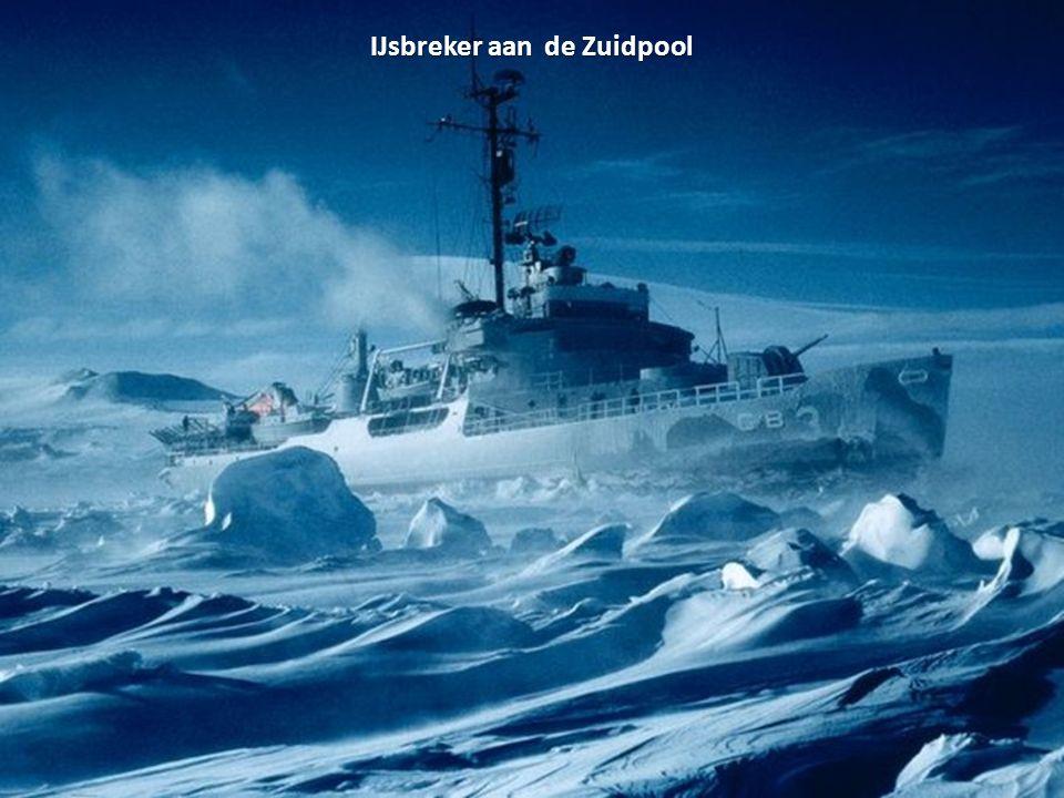 IJsbreker aan de Zuidpool
