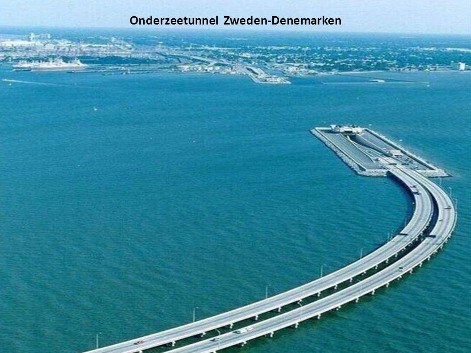 Onderzeetunnel Zweden-Denemarken