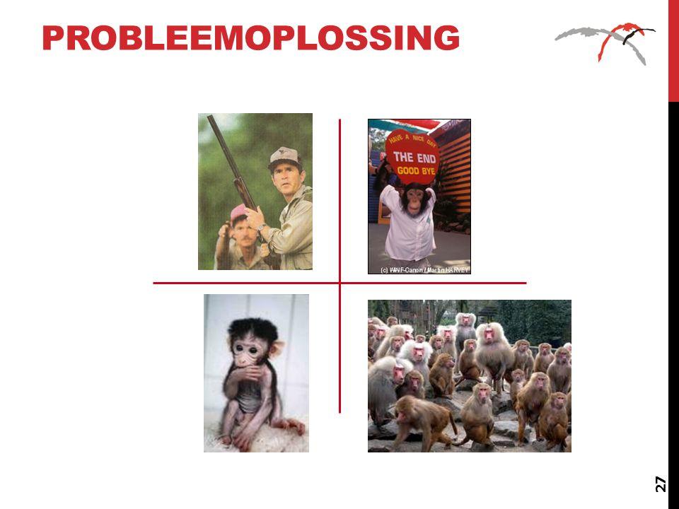 PROBLEEMOPLOSSING