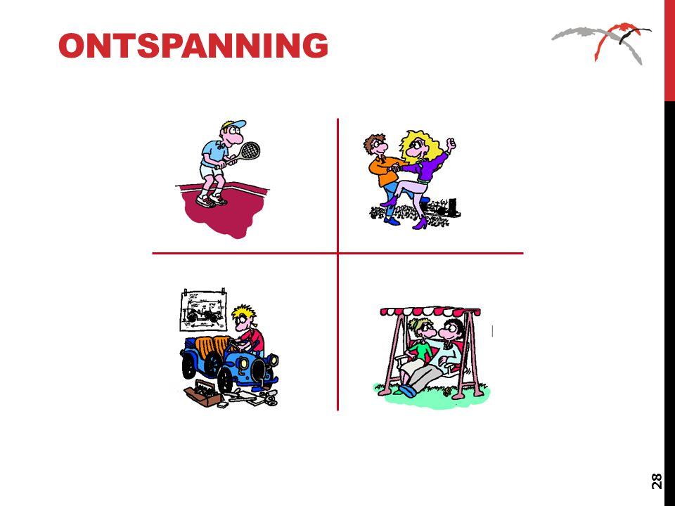 ONTSPANNING