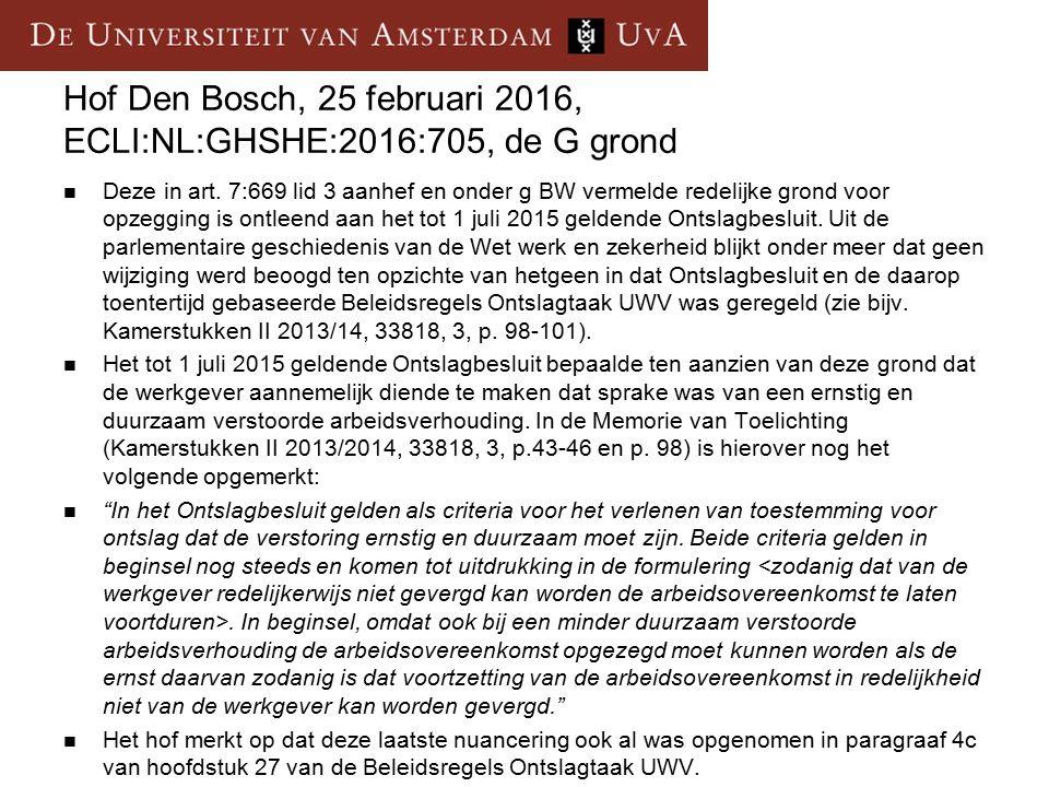 Hof Den Bosch, 25 februari 2016, ECLI:NL:GHSHE:2016:705, de G grond