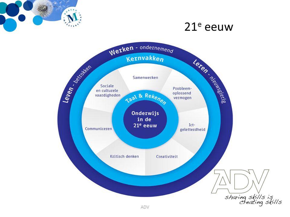 21e eeuw ADV