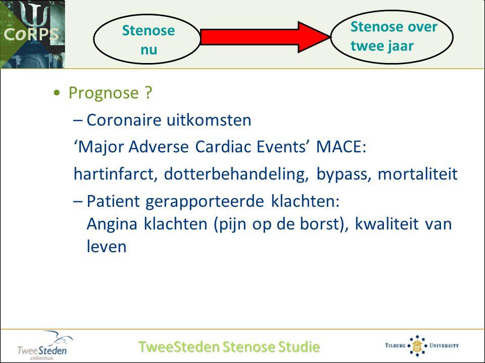 TweeSteden Stenose Studie