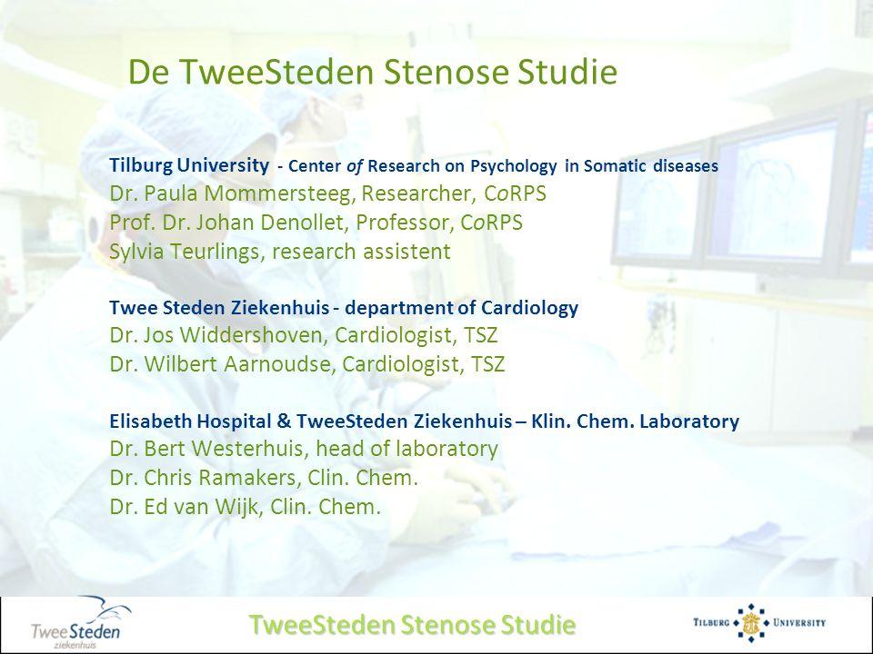 De TweeSteden Stenose Studie
