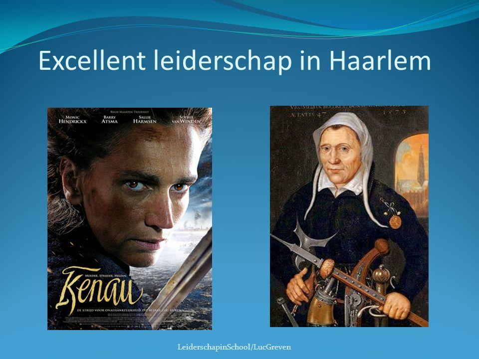 Excellent leiderschap in Haarlem