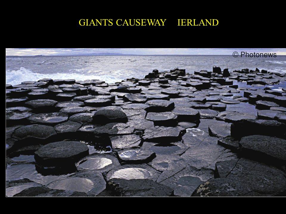GIANTS CAUSEWAY IERLAND