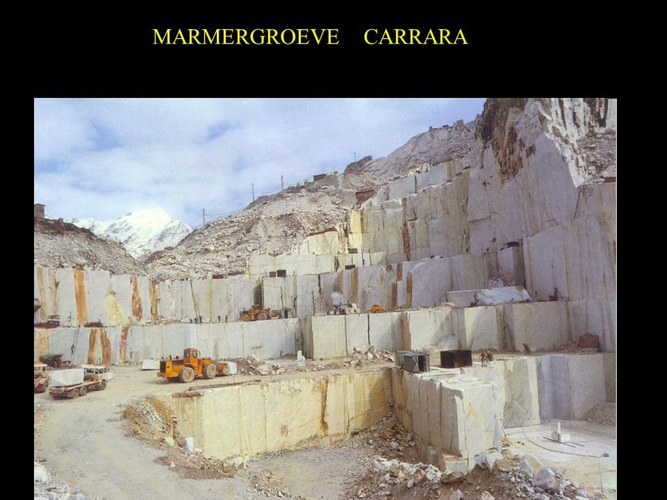 MARMERGROEVE CARRARA