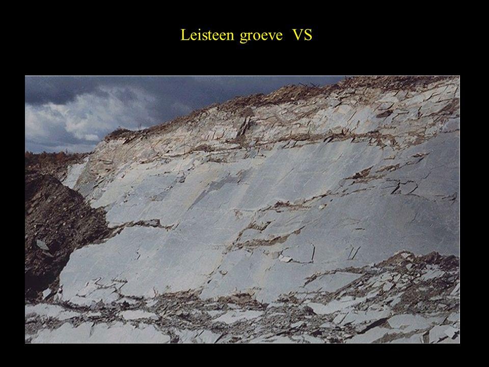 Leisteen groeve VS