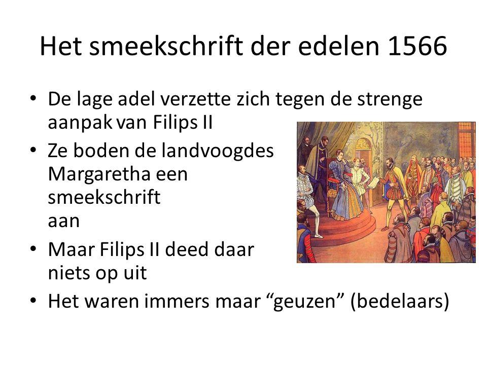 Het smeekschrift der edelen 1566