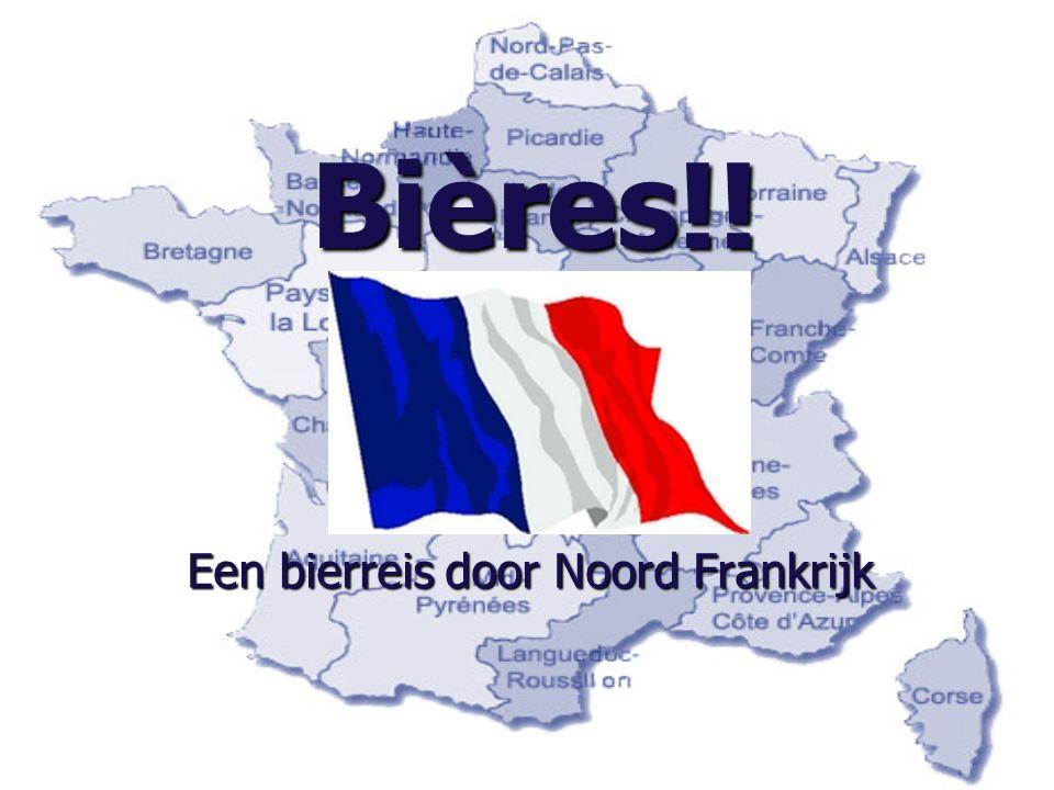 Een bierreis door Noord Frankrijk