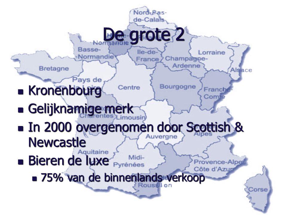 De grote 2 Kronenbourg Gelijknamige merk