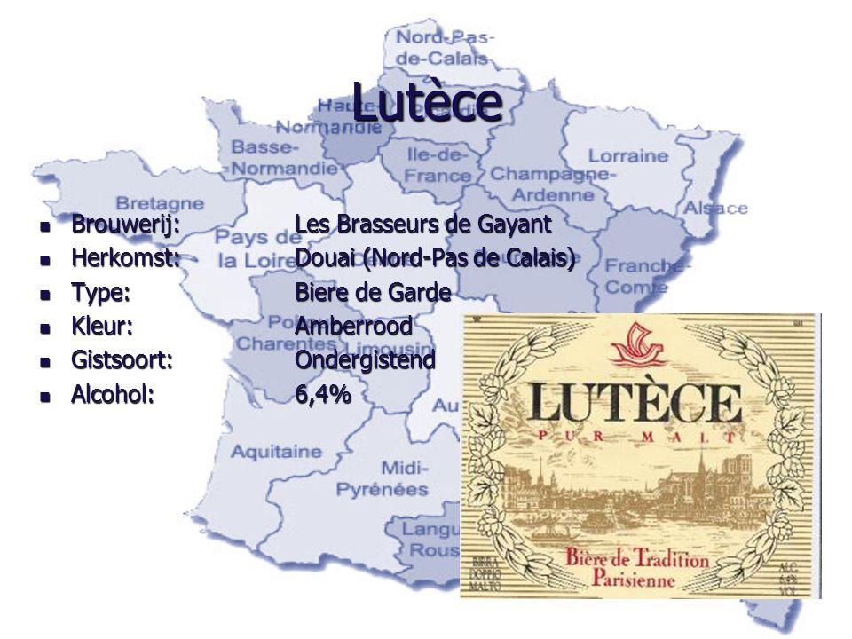 Lutèce Brouwerij: Les Brasseurs de Gayant