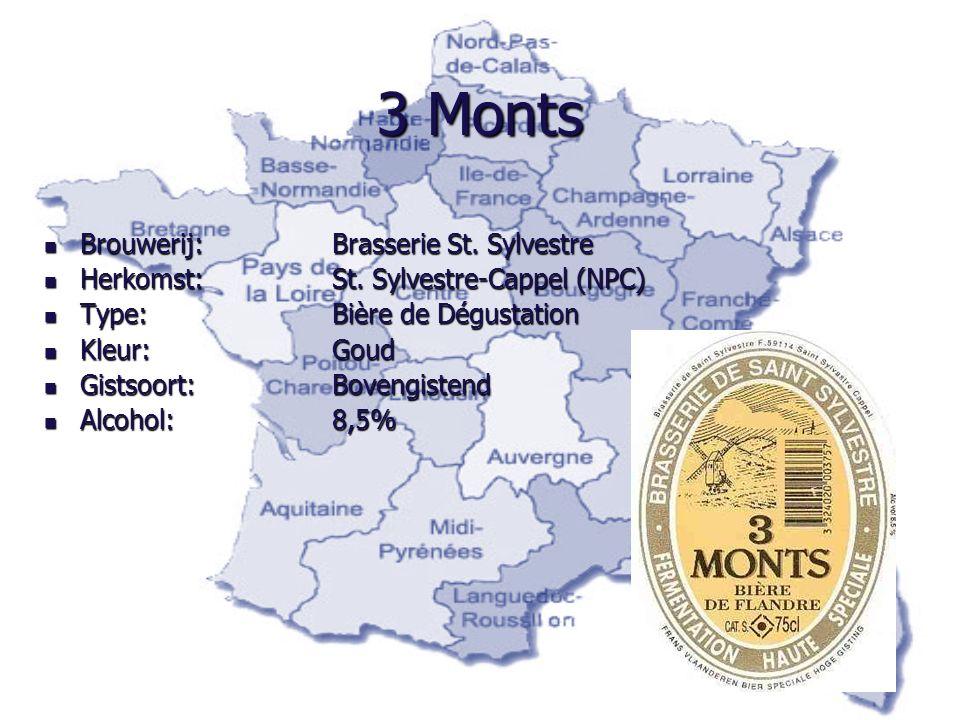 3 Monts Brouwerij: Brasserie St. Sylvestre