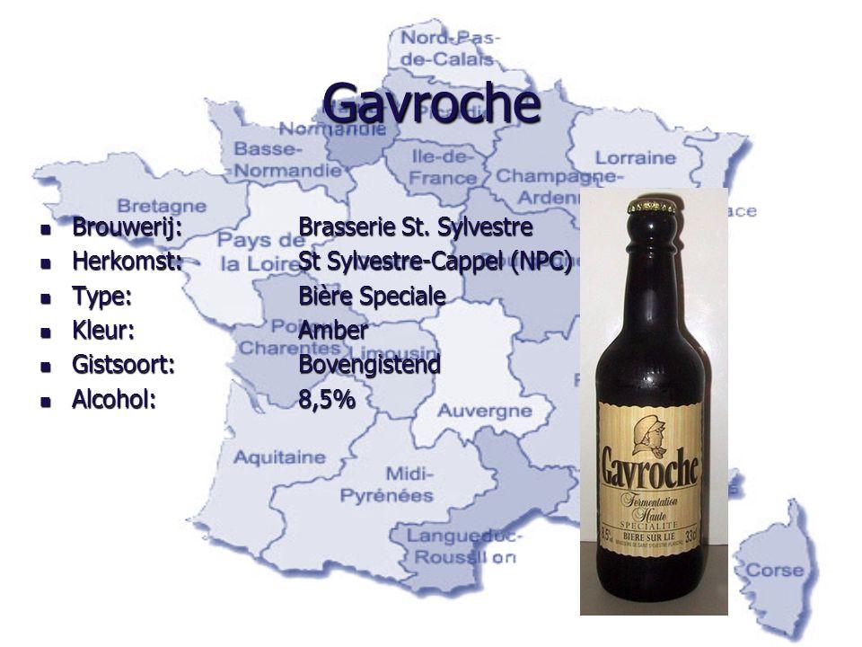 Gavroche Brouwerij: Brasserie St. Sylvestre