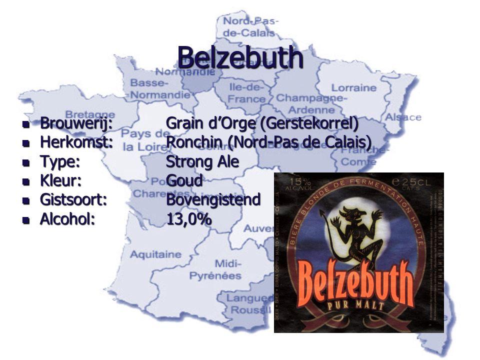 Belzebuth Brouwerij: Grain d'Orge (Gerstekorrel)