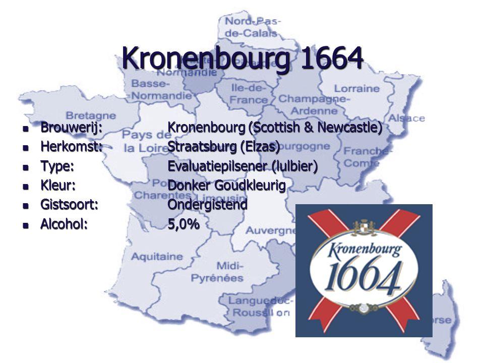 Kronenbourg 1664 Brouwerij: Kronenbourg (Scottish & Newcastle)