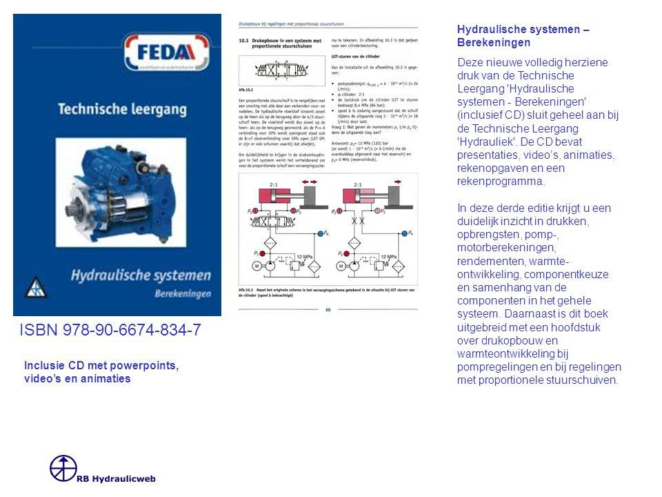 ISBN 978-90-6674-834-7 Hydraulische systemen – Berekeningen
