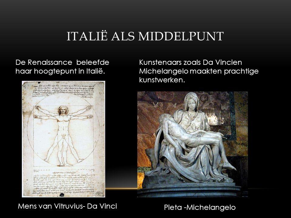 Mens van Vitruvius- Da Vinci