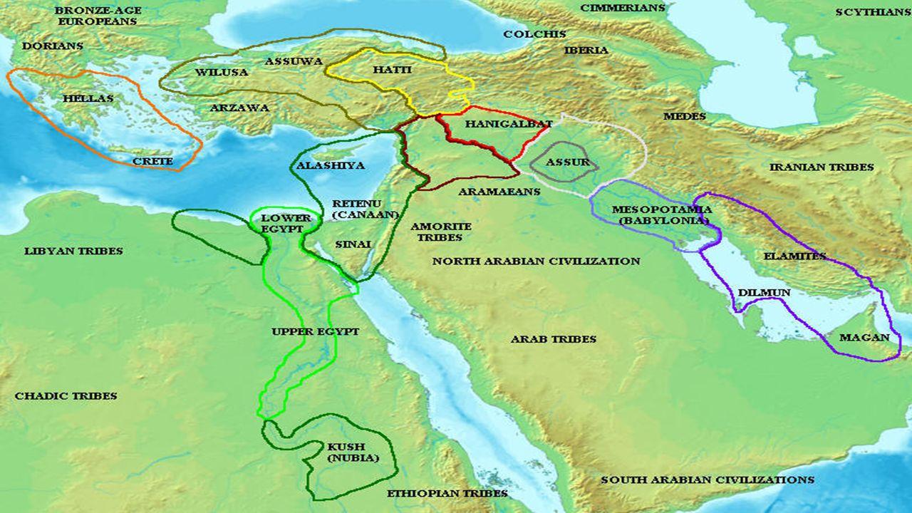 Mozes trouwde Zippora uit Kush