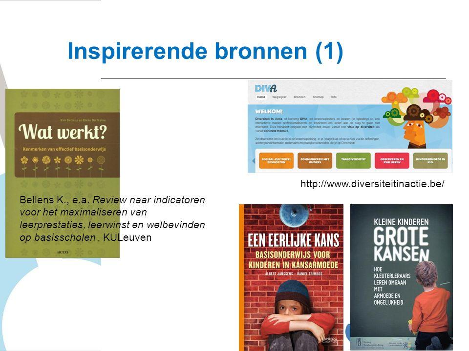 Inspirerende bronnen (1)