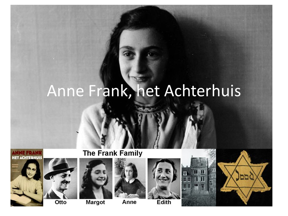 Anne Frank, het Achterhuis