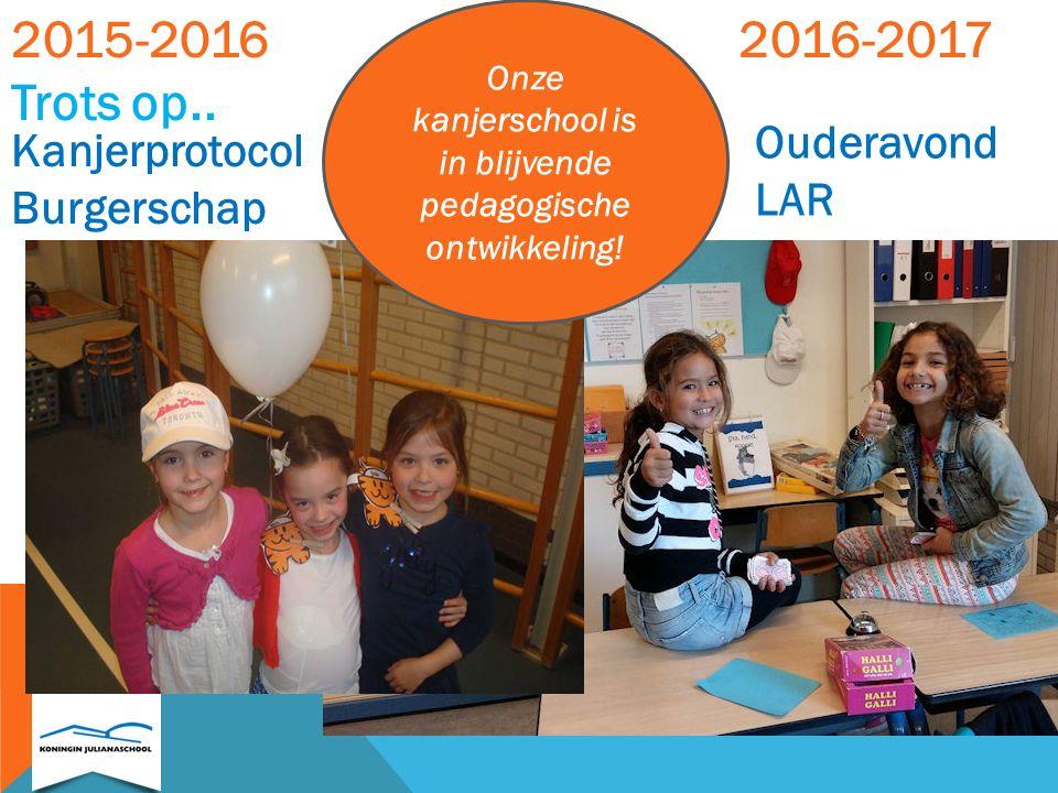 in blijvende pedagogische ontwikkeling!