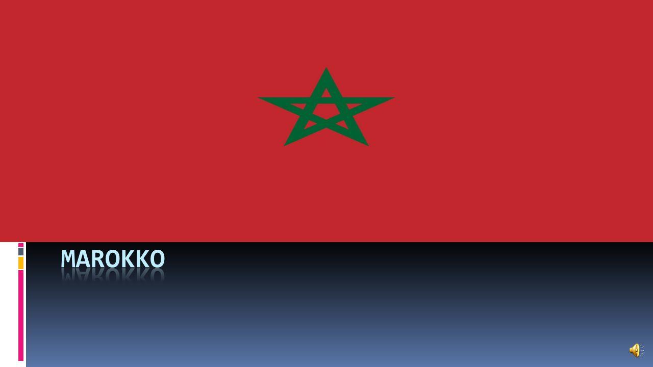 Marokko Door Zinedine Rahmani
