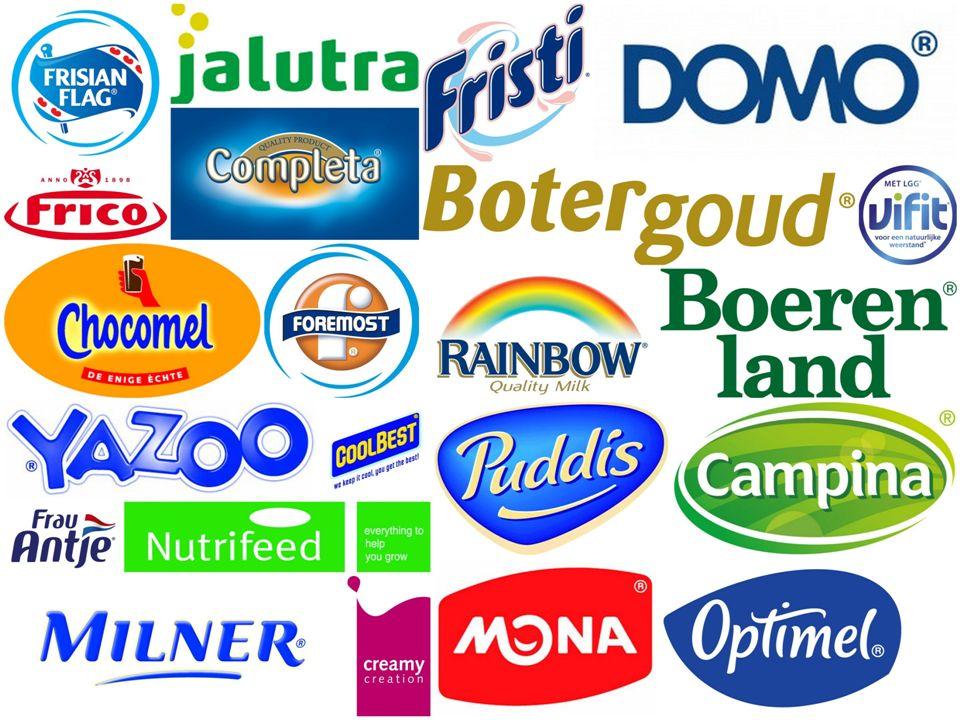 Bekende en onbekende merken