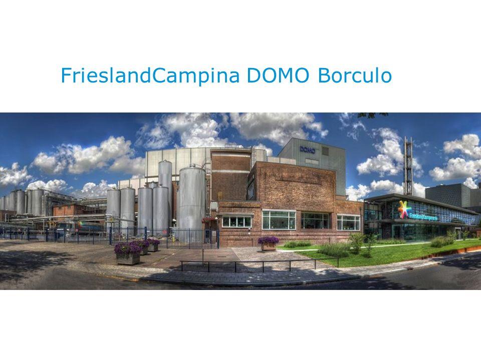 FrieslandCampina DOMO Borculo