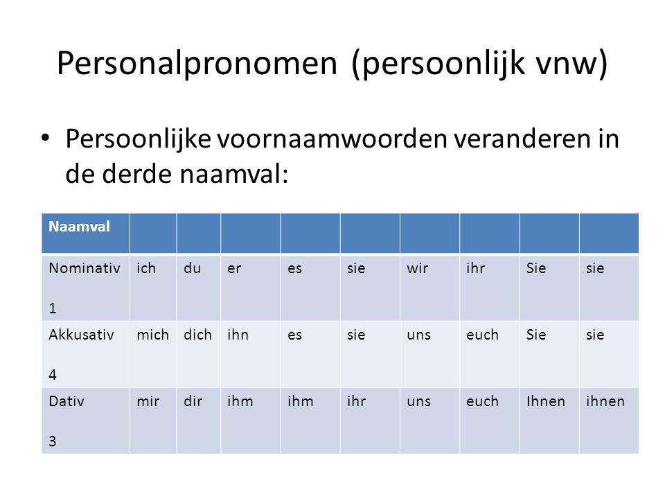 Personalpronomen (persoonlijk vnw)