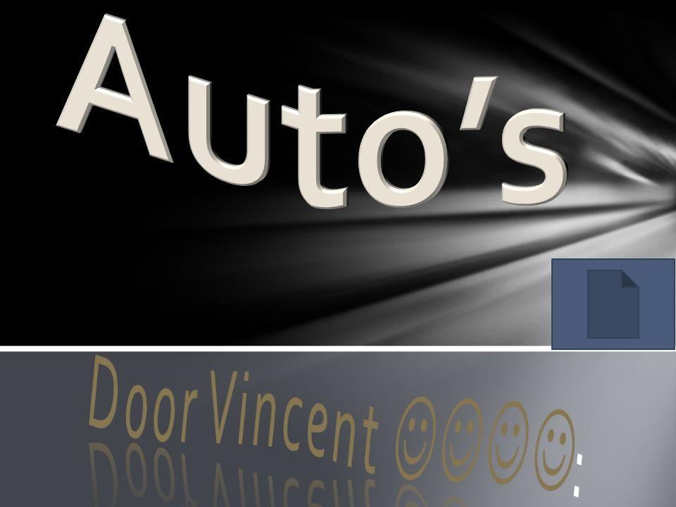 Auto's Door Vincent :
