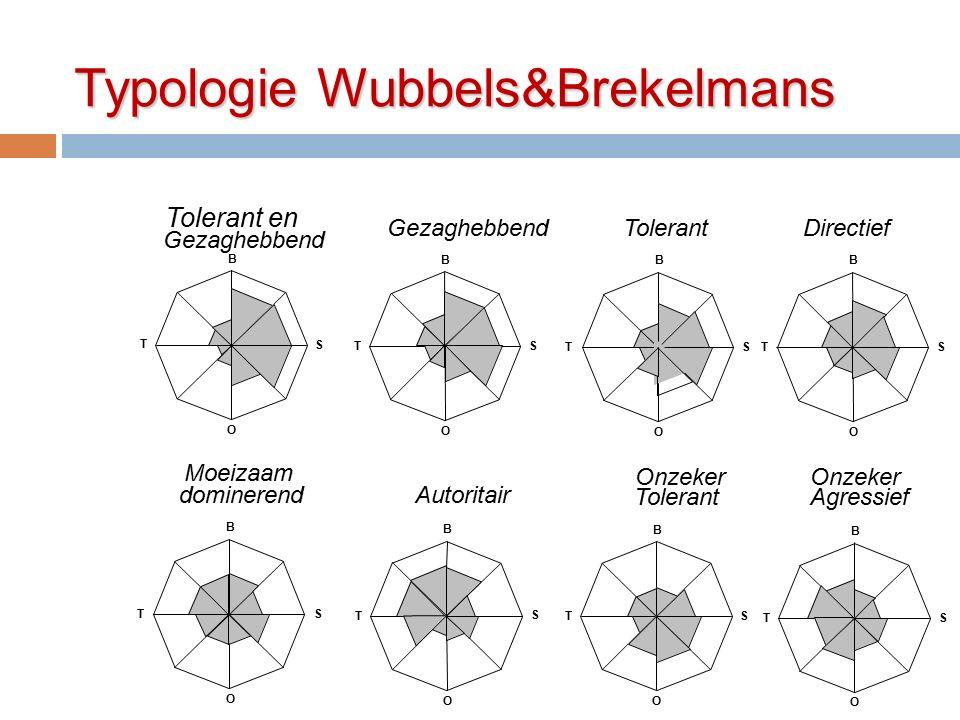 Typologie Wubbels&Brekelmans