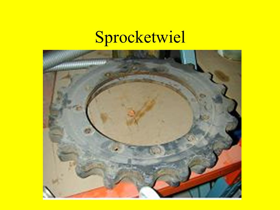 Sprocketwiel