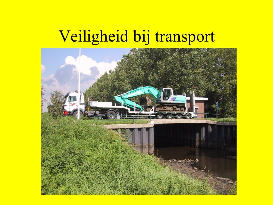 Veiligheid bij transport