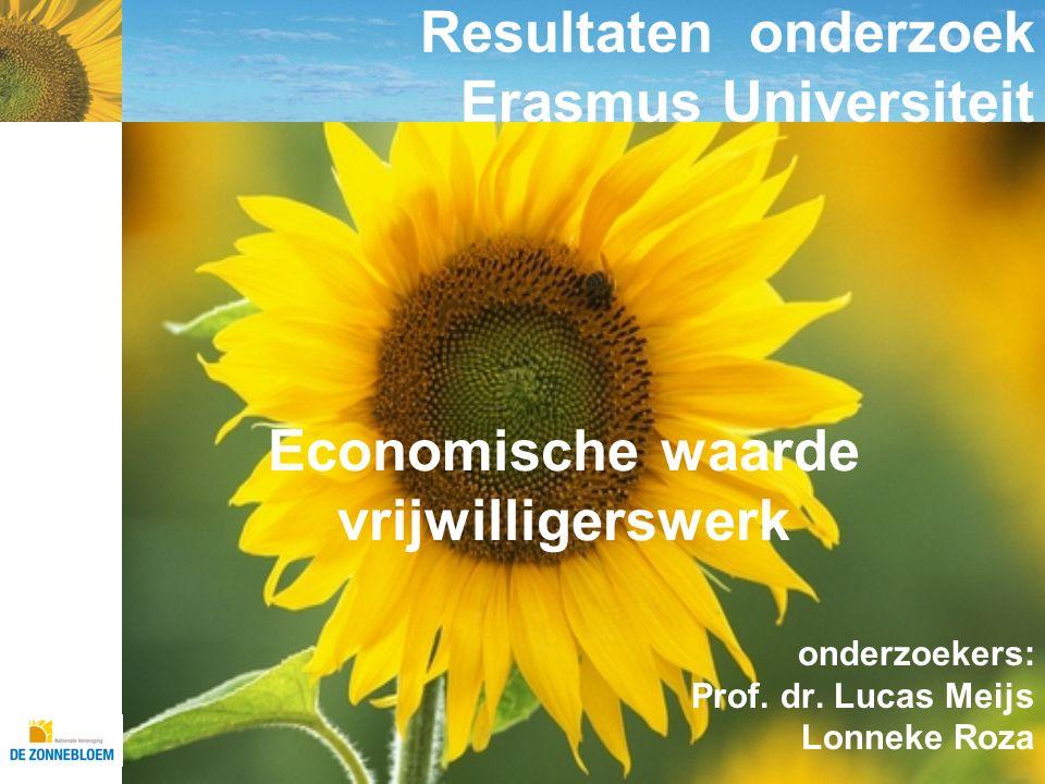 onderzoekers: Prof. dr. Lucas Meijs Lonneke Roza